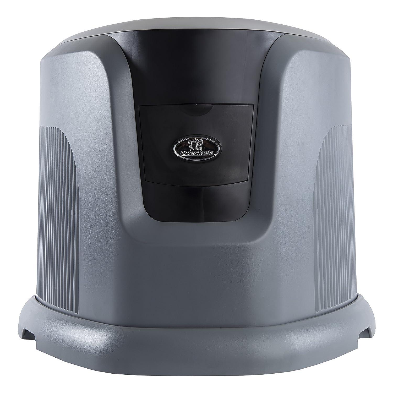 ft Grey//Black AIRCARE EA1201  Console Evaporative Humidifier for 2400 sq