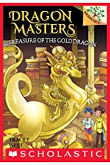 Treasure of the Gold Dragon: A Branches Book (Dragon Masters #12) Kindle Edition