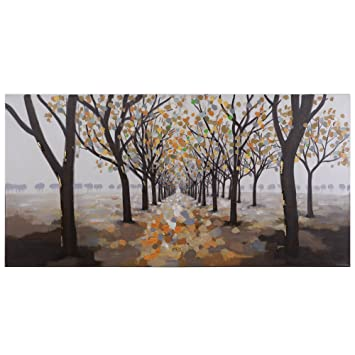 yosemite home decor artaa0482 pathway landscape abstract painting - Yosemite Home Decor