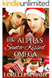 The Alpha's Santa-Kissed Omega: An M/M Non-Shifter Mpreg Romance (Alpha Kissed Book 4)