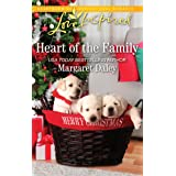 Heart of the Family: A Fresh-Start Family Romance (Fostered by Love Book 2)