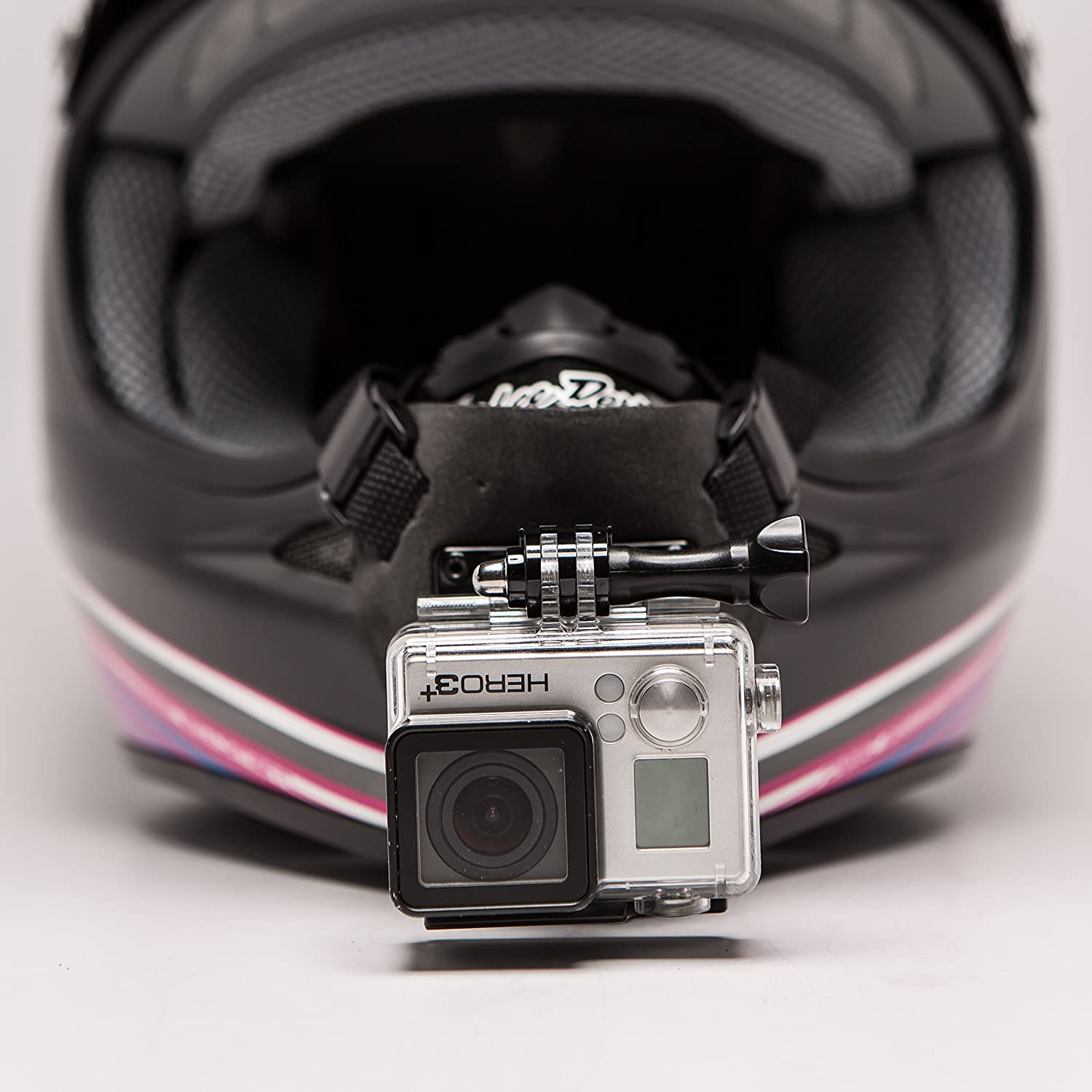 Amazon.com : Full Face Helmet Chin Mount for GoPro : Camera & Photo