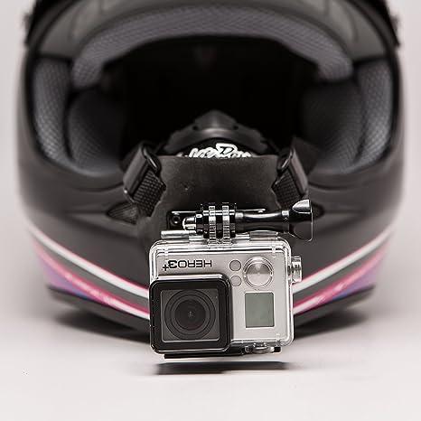 Full Face Helmet Mount para la barbilla para GoPro