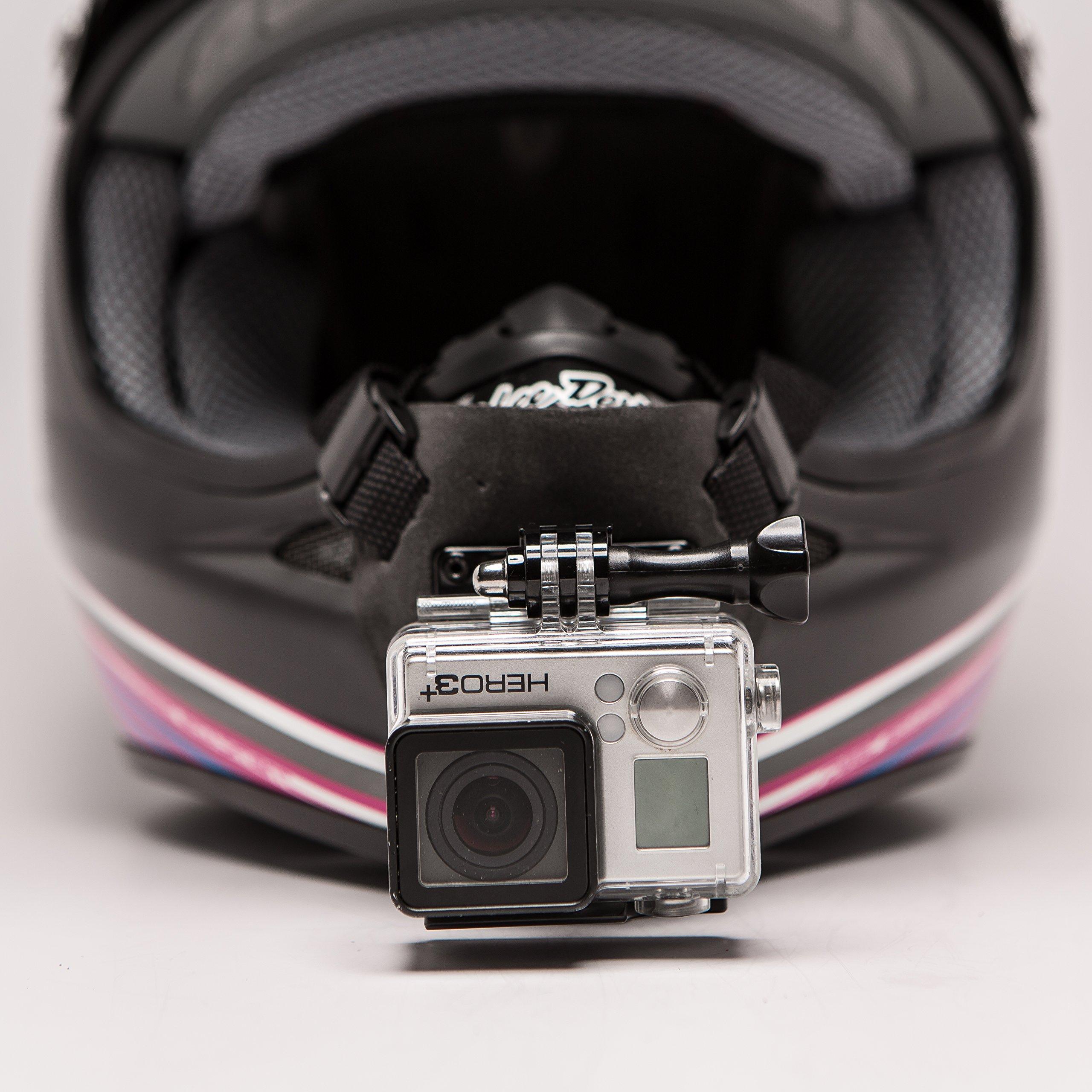 Full Face Helmet Chin Mount for GoPro
