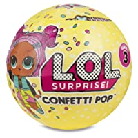 L.O.L. Surprise!! - Confetti Pop, Color (Giochi Preziosi LLU10000)