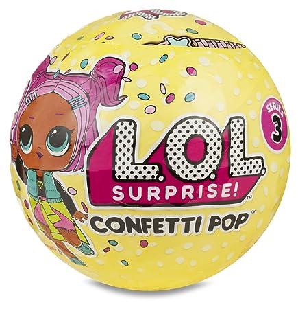 L.O.L. Surprise Confettis
