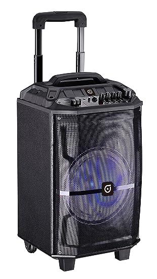 Review Sylvania SPA040 Bluetooth Jumbo