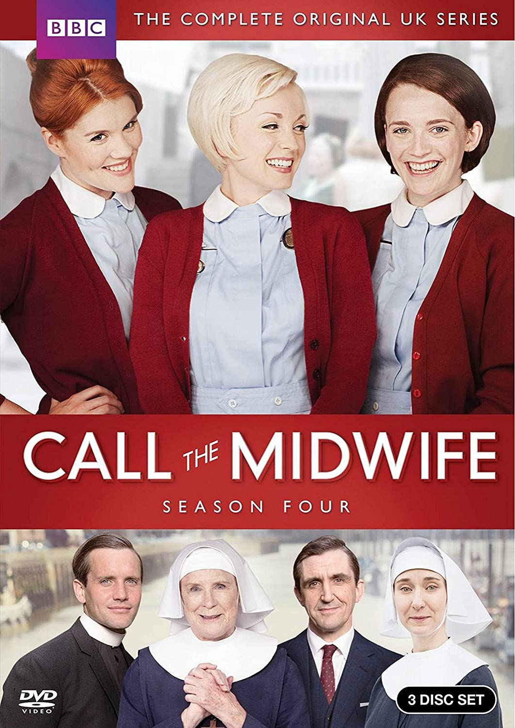 Call the Midwife: Season One: Amazon.ca: Various: DVD