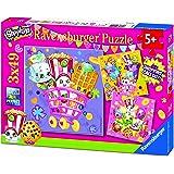 Ravensburger Jigsaw Puzzle 09222Shopkins (3x 49Pieces)