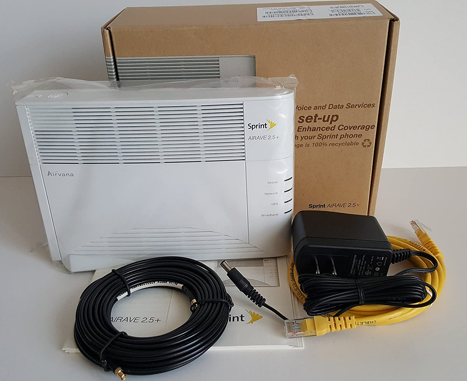 Sprint airave hook up