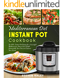 the effective mediterranean instant pot cookbook 101 healthy and easy recipes for 4
