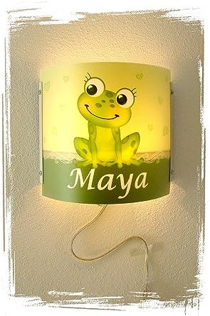 De Applique Avec Nom Murale Chevet Lampe Personnalisable dCsrxthQ