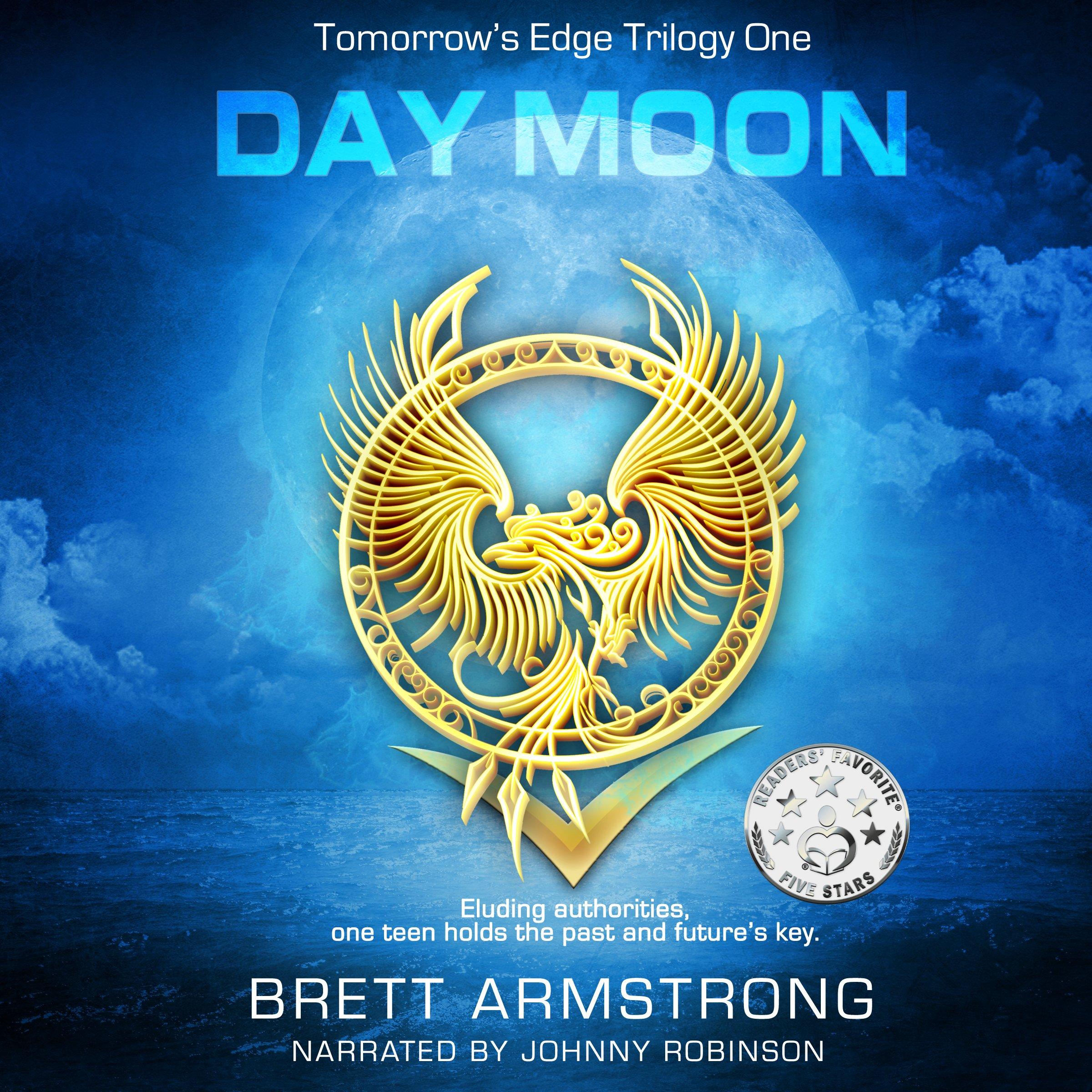 Day Moon  Tomorrow's Edge Book 1