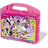 Clementoni - Cubos de 12 piezas diseño Minnie (41171.9)