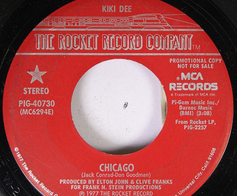 Kiki Dee 45 RPM Chicago / Chicago: Kiki Dee: Amazon.es: Música