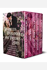 Shameless Highlanders and Virtuous Ladies Kindle Edition