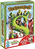 Shrek 1-4 Box Set [DVD]