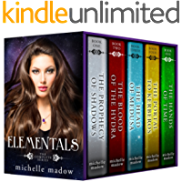 Elementals: The Complete Series (English Edition)