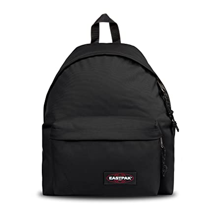 1f4da413d Eastpak Padded Pak'R Backpack, 40 cm, 24 L, Black: Amazon.co.uk: Luggage