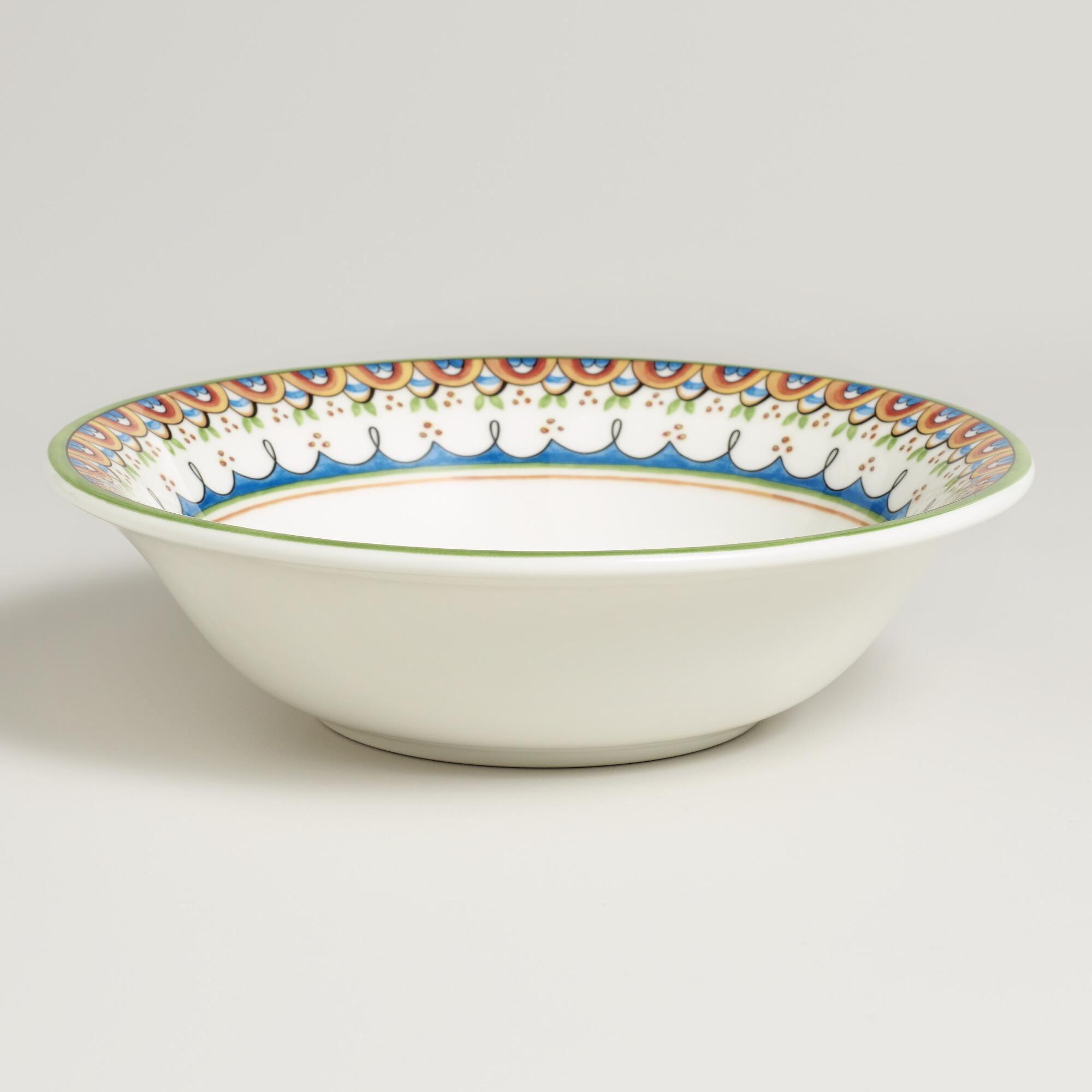Passaro Cereal Bowls, Set of 4 | World Market