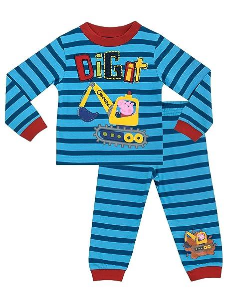 George Pig - Pijama para Niños - George Pig - 18 - 24 Meses