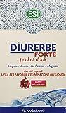 Esi Diurerbe Forte Melograno Integratore Alimentare - 24 Pocket Drink