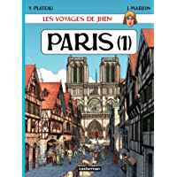 Les voyages de Jhen - Paris (Tome 1) (French Edition)