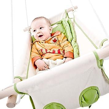 beto baby swing baby hammock cradle swing with spring and spreader bar  green amazon     beto baby swing baby hammock cradle swing with      rh   amazon