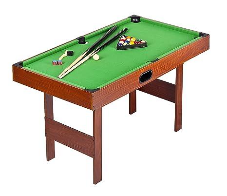 TAVOLO Da BILIARDO PALLE Da Snooker Pool GIOCO Gratuito e Accessori ...