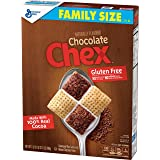 Chocolate Chex, Gluten Free Cereal Family Size 21.1 oz box