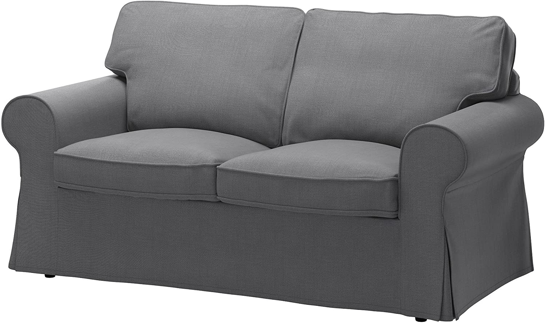 IKEA Original Ektorp Cover for Loveseat, (2-Seat Sofa)