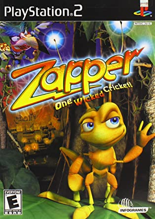Amazon.com: Zapper: One Wicked Cricket!: Video Games