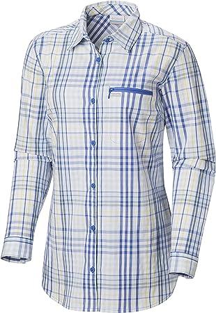 Columbia Anytime Casual Stretch Shirt Camiseta para Senderismo para Mujer: Amazon.es: Deportes y aire libre