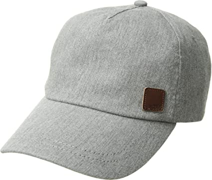 Roxy Junior's Extra Innings Baseball Cap, Heritage Heather, One Size at  Amazon Women's Clothing store: