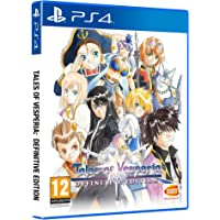 Tales of Vesperia: Definitive Edition - Complete - PlayStation 4