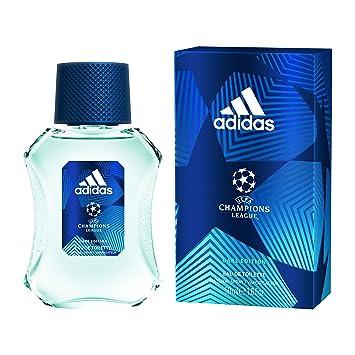 Adidas UEFA Champions League Victory Edition Eau de Toilette für Männer 100 ml + Deodorant Spray 150 ml + Duschgel 250 ml, Geschenkset