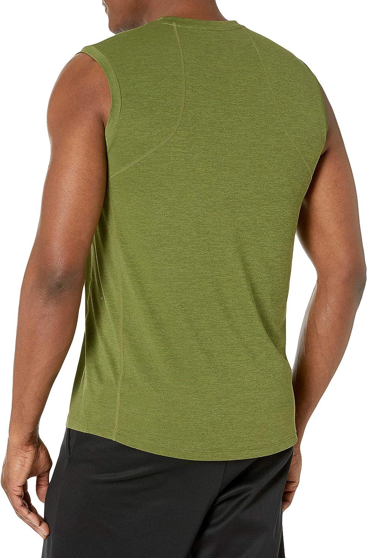 t-shirt da uomo Marchio senza maniche ad asciugatura rapida Peak Velocity Vxe