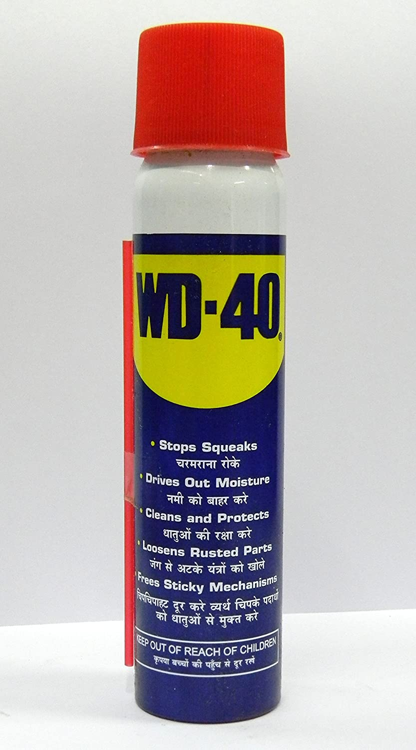 WD40 Multi-Use Product Spray with Straw (63.8 g)