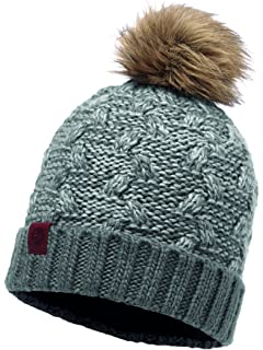 45e81410dcc Buff Polar Adult s Knitted Hat  Amazon.co.uk  Sports   Outdoors