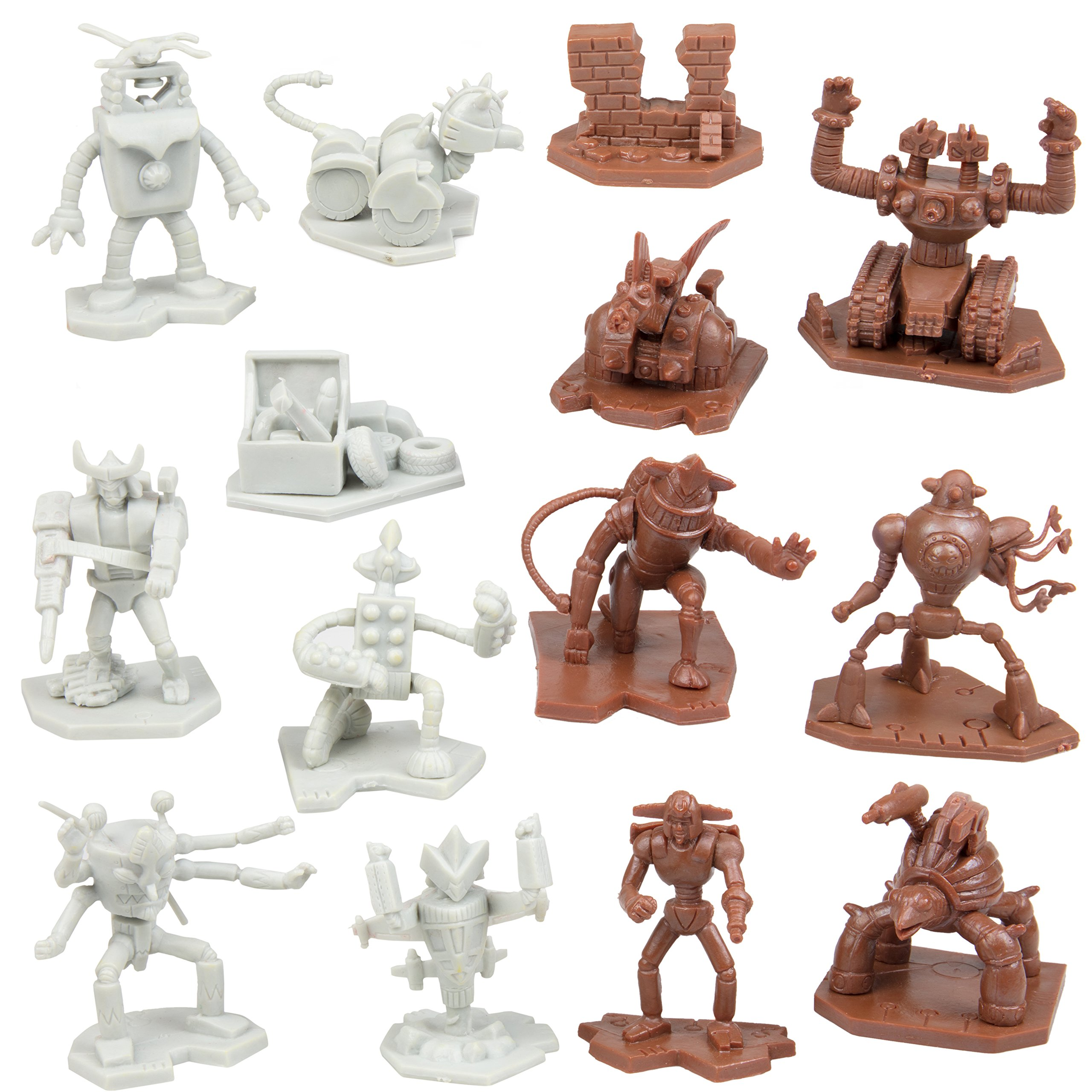 Scs Direct Robot Fantasy Sci Fi Action Figures 52 Ready For