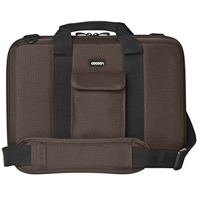 "free shipping Cocoon CLB354BR Grid-it Case for up to 13"" Laptop, Brown"