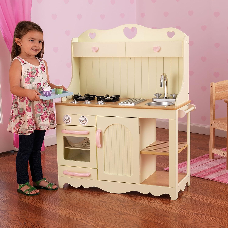Amazon.com: KidKraft Prairie Kitchen: Toys & Games