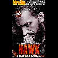 Hawk: Roid Rage – A reverse harem MC romance (Steel Riders Book 2)