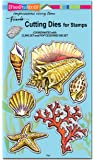 Stampendous Seashells Die Cut Set