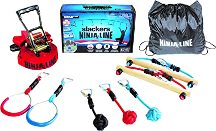 Slackers NinjaLine 36 Intro Kit