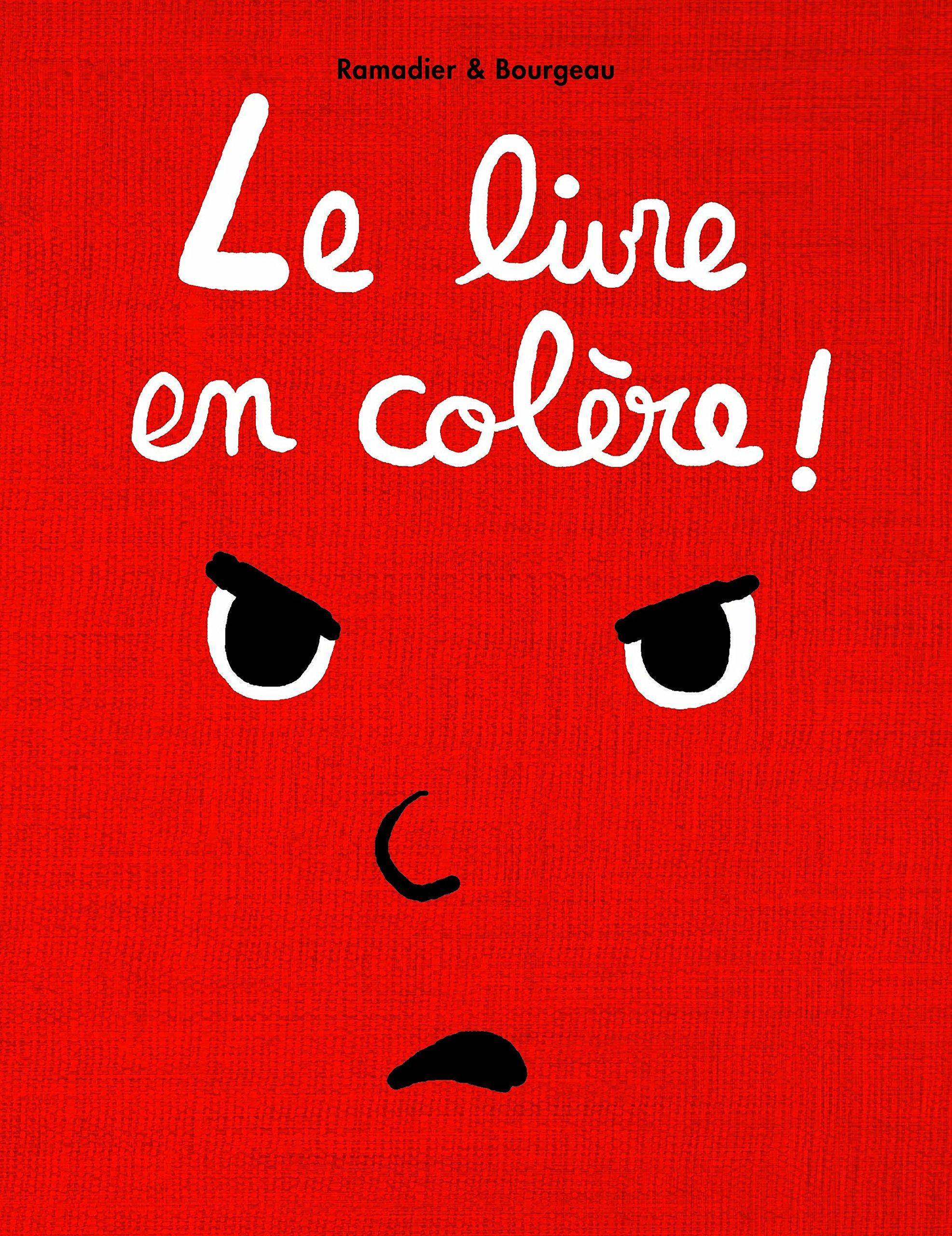 Livre En Colere Le Amazon Ca Cedric Ramadier Vincent