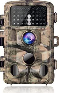 5 Best Trail Camera For Security In 2020 – Updated 5