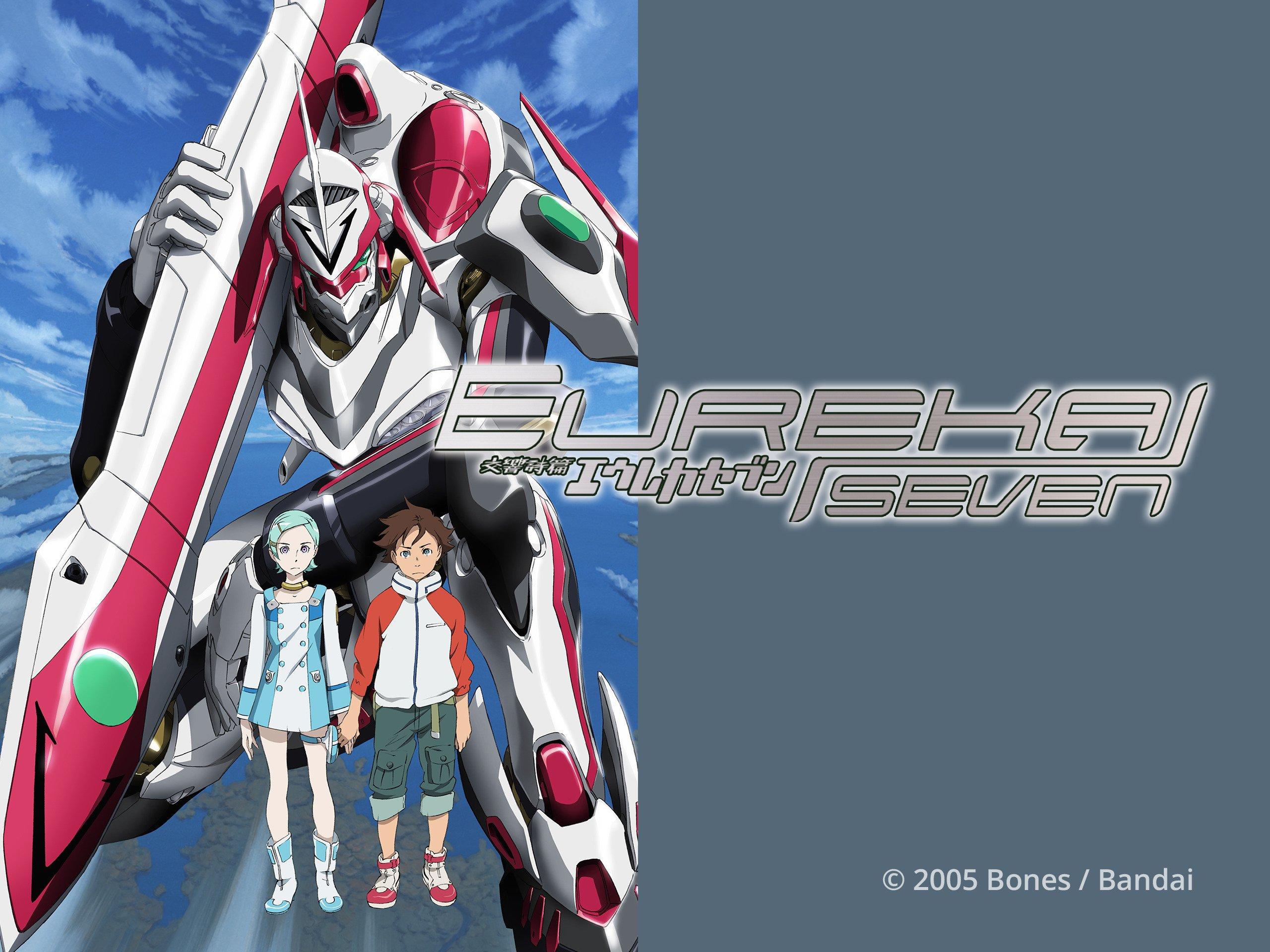 Eureka Seven - Season 1