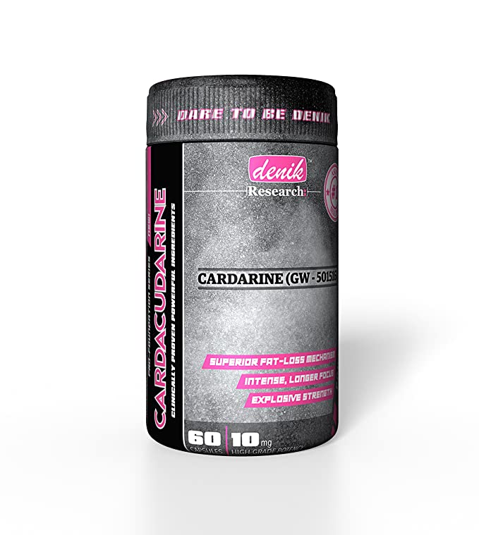 Cardacudarine Cardarine for Strength Gain