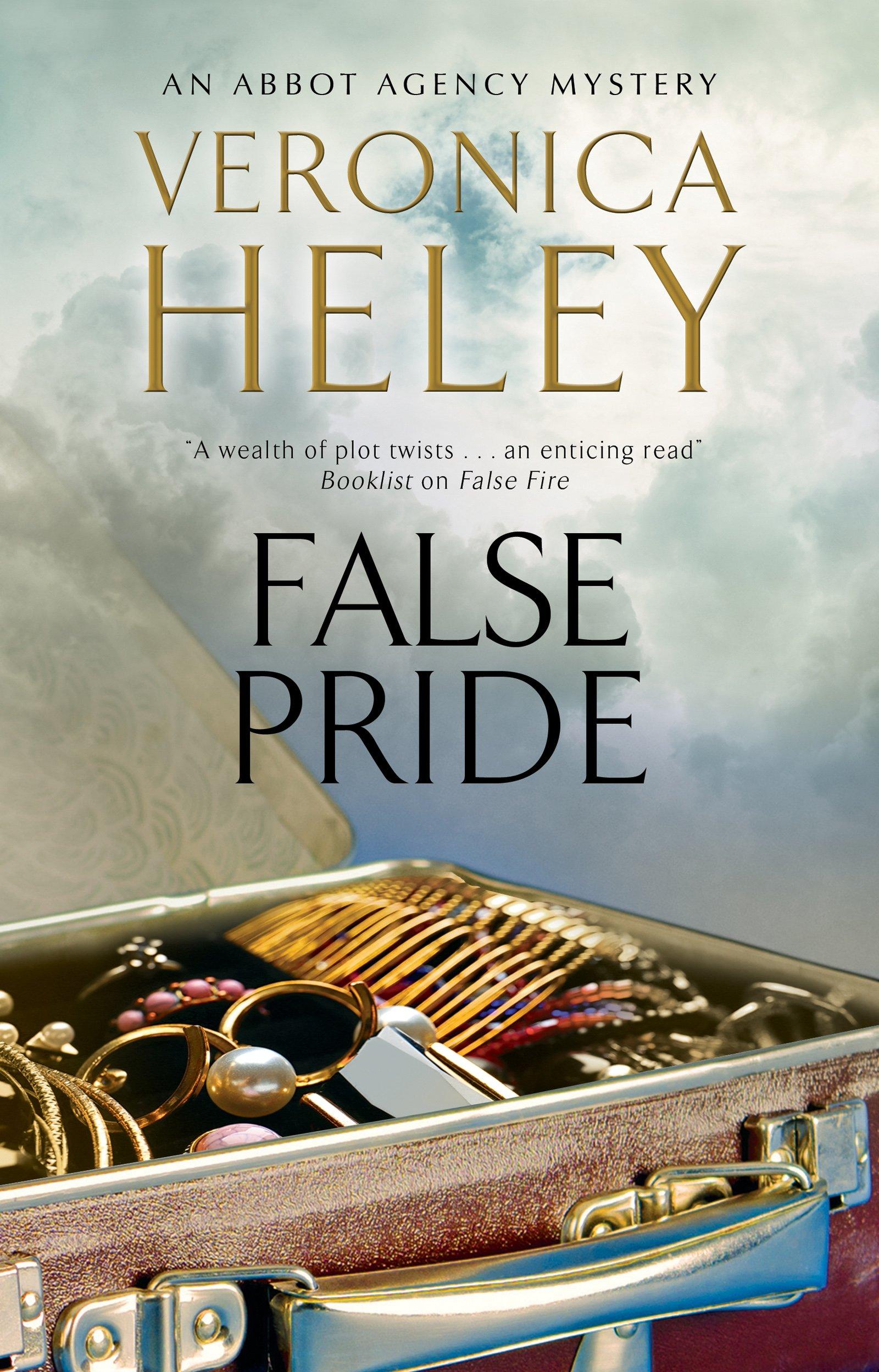 False Pride (An Abbot Agency Mystery) pdf